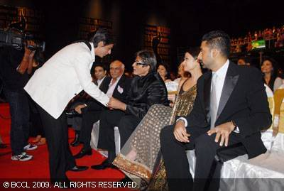 54 Filmfare Awards FF1