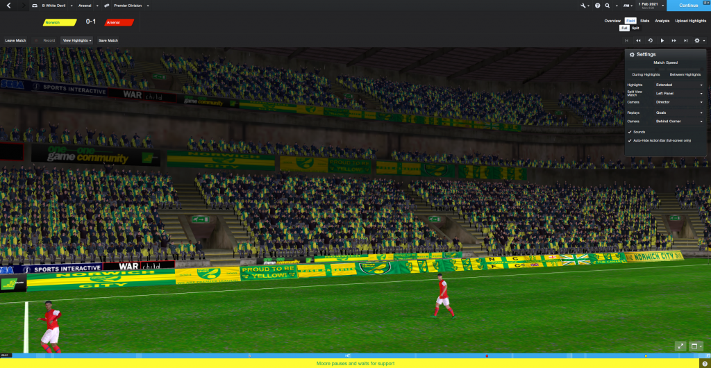 Adboards/banners for all versions of FM NorwichvArsenal_FieldFull-2