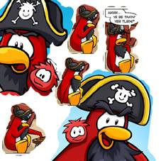 Some of my Club Penguin pictures.... Rockhopper-1