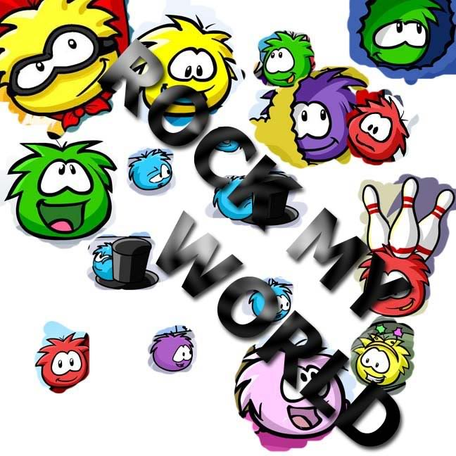 Some of my Club Penguin pictures.... ROcK