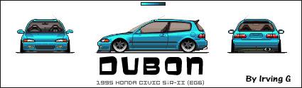 Los Dichosos Pixel Cars - Página 2 DuBoN
