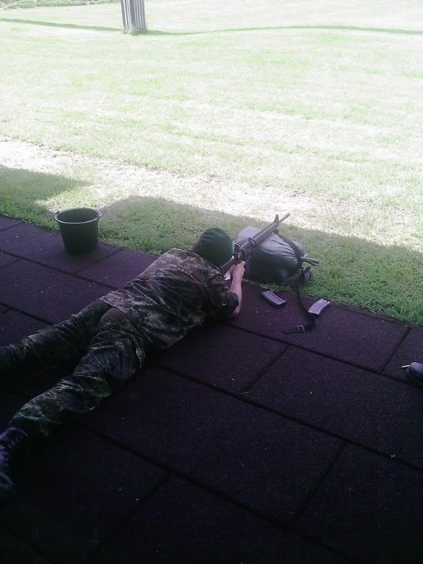 Trumpeter 01906 - Sturmgewehr M16M4 - Bausatz 1/3 - Vorstellung Foto-0014