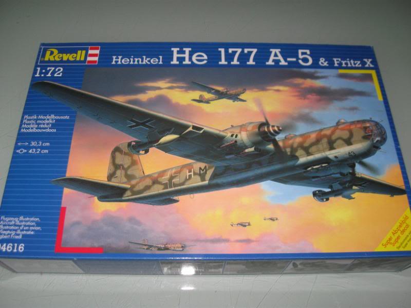 He 177 A-5 Greif & Fritz X IMG_3058