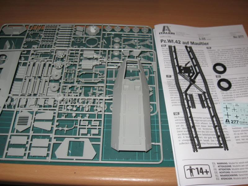 Sd Kfz 4/1 Opel Maultier  IMG_2598