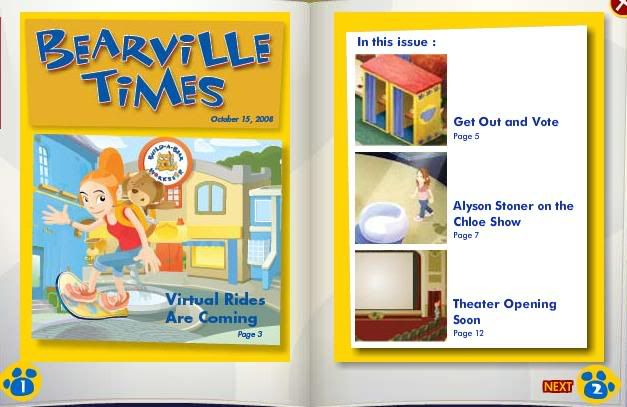 New Bearville Times Out! Updated! 2-1