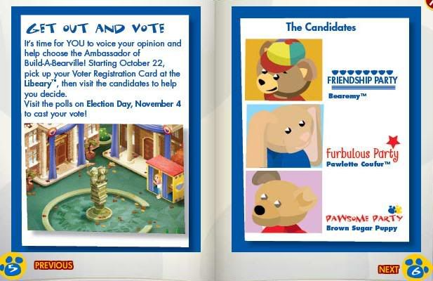 New Bearville Times Out! Updated! 4-1