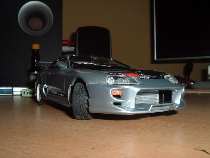 Toyota Supra VeilSide DSCF4745