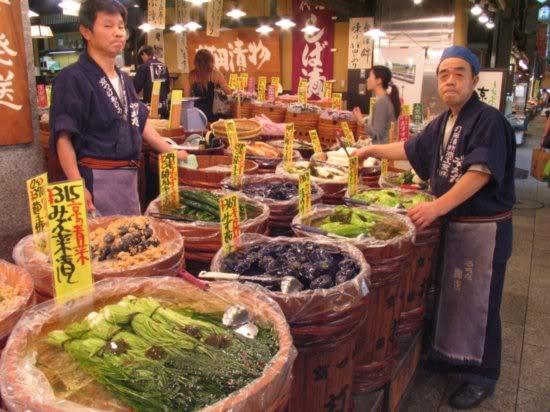 [Đời sống - Văn hóa] Chợ Nishiki - Kyoto Por_el_mundo12219262803-mercado-de