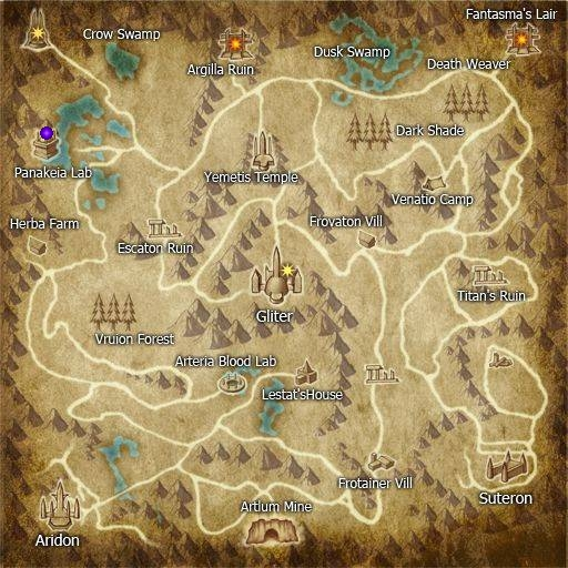 Lvl 43 Epic quest QuestEpic43Map1
