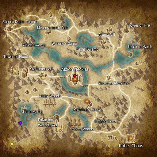 Lvl 43 Epic quest QuestEpic43Map2