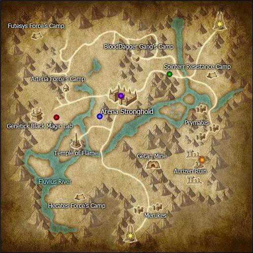 Lvl 43 Epic quest QuestEpic43Map3
