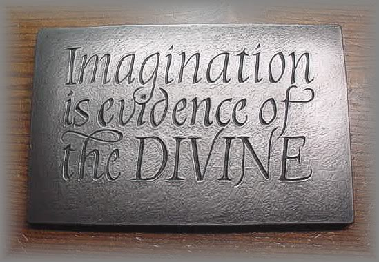 Thought For The Day.. Imagination1