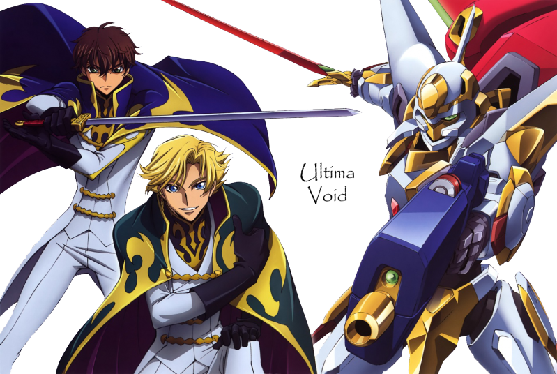 (Anime Render) 2 Knight of Rounds (Code Geass) KnightofRounds