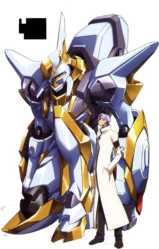 (Anime Render) Lancelot (Code Geass) Lancelot