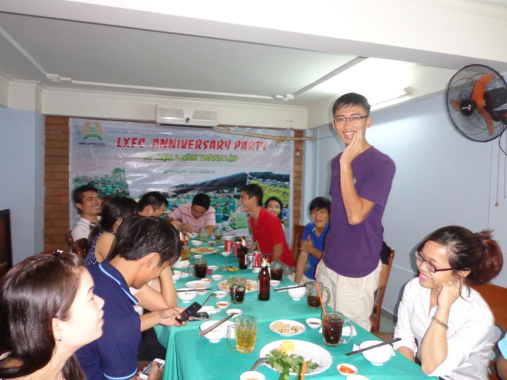 HÌNH ẢNH PARTY KỶ NIỆM 2 NĂM THÀNH LẬP LXFC  DSC00209