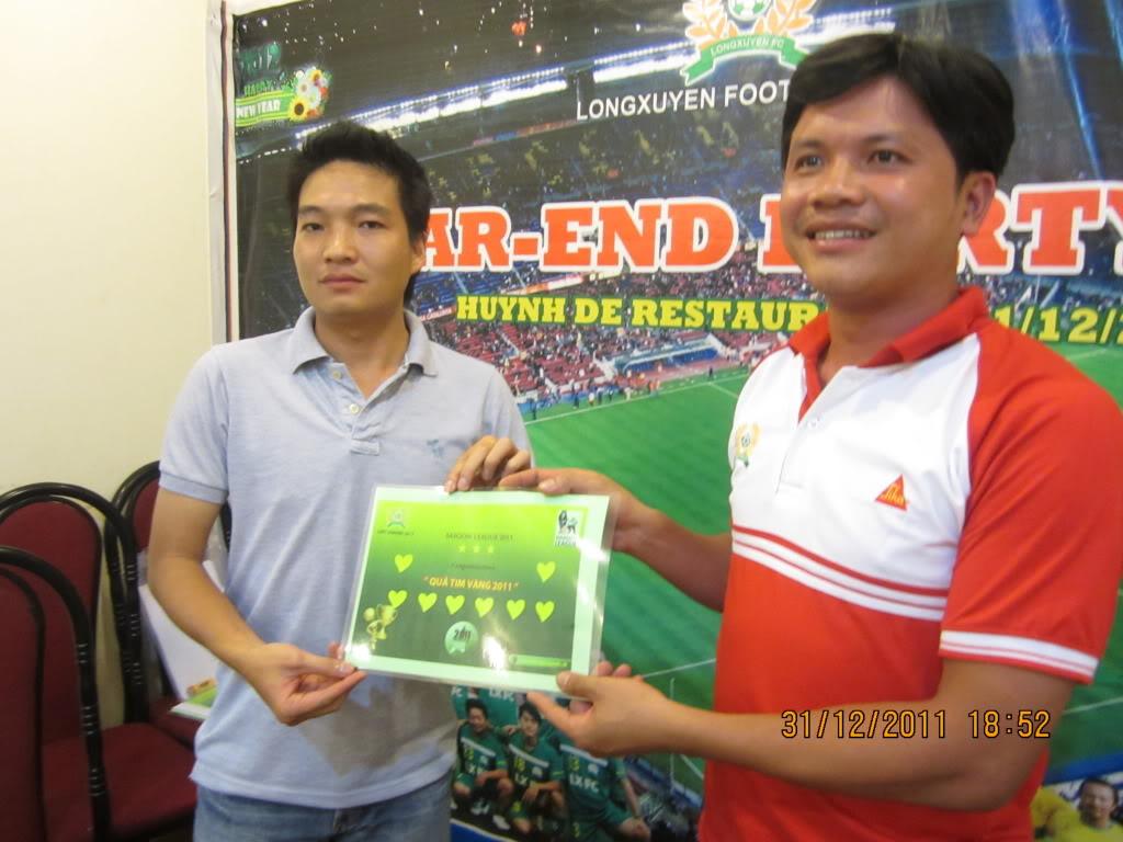 TRAO THƯỞNG LXFC AWARDS 2011 IMG_1402