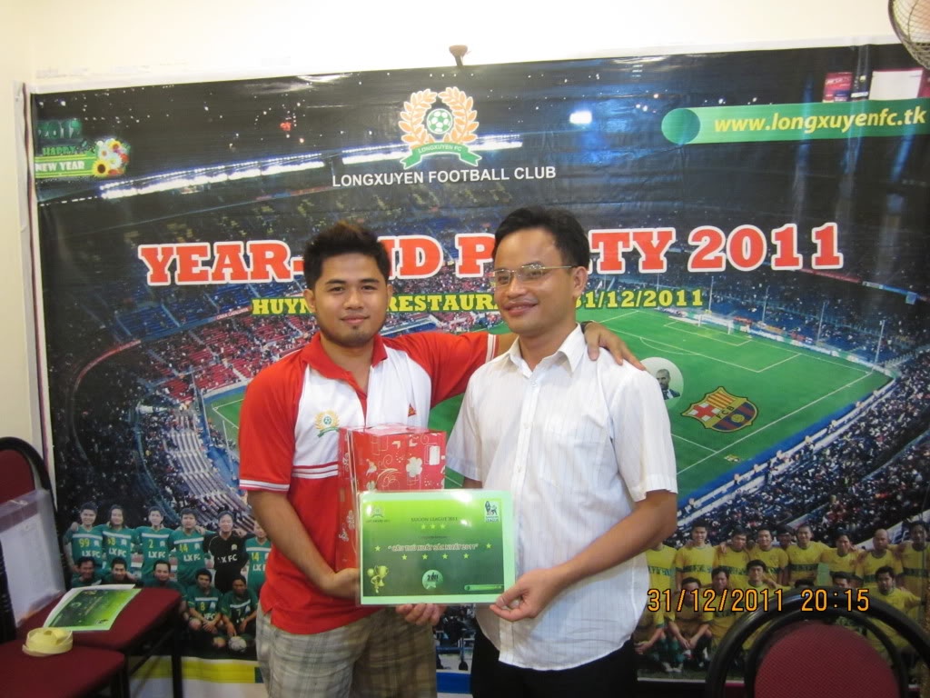 TRAO THƯỞNG LXFC AWARDS 2011 IMG_1485