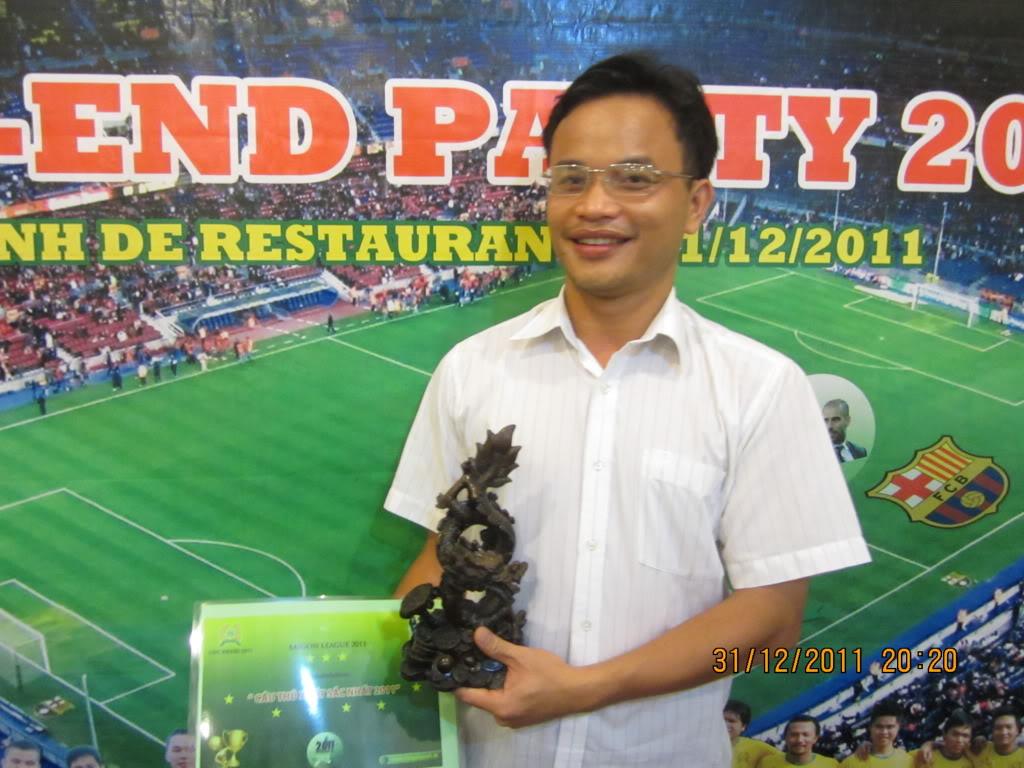 TRAO THƯỞNG LXFC AWARDS 2011 IMG_1489