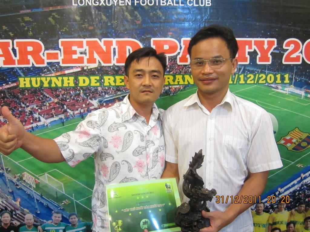 TRAO THƯỞNG LXFC AWARDS 2011 IMG_1490
