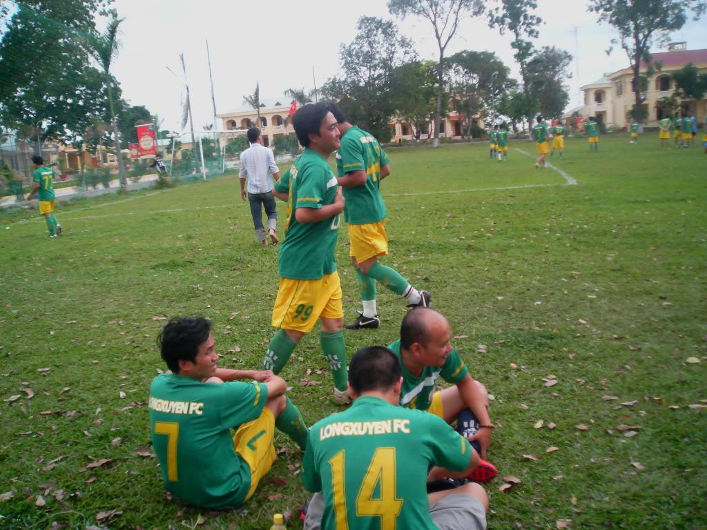 HÌNH ẢNH LXFC - ĐẠI GIAO FC 25/02/12 Image127