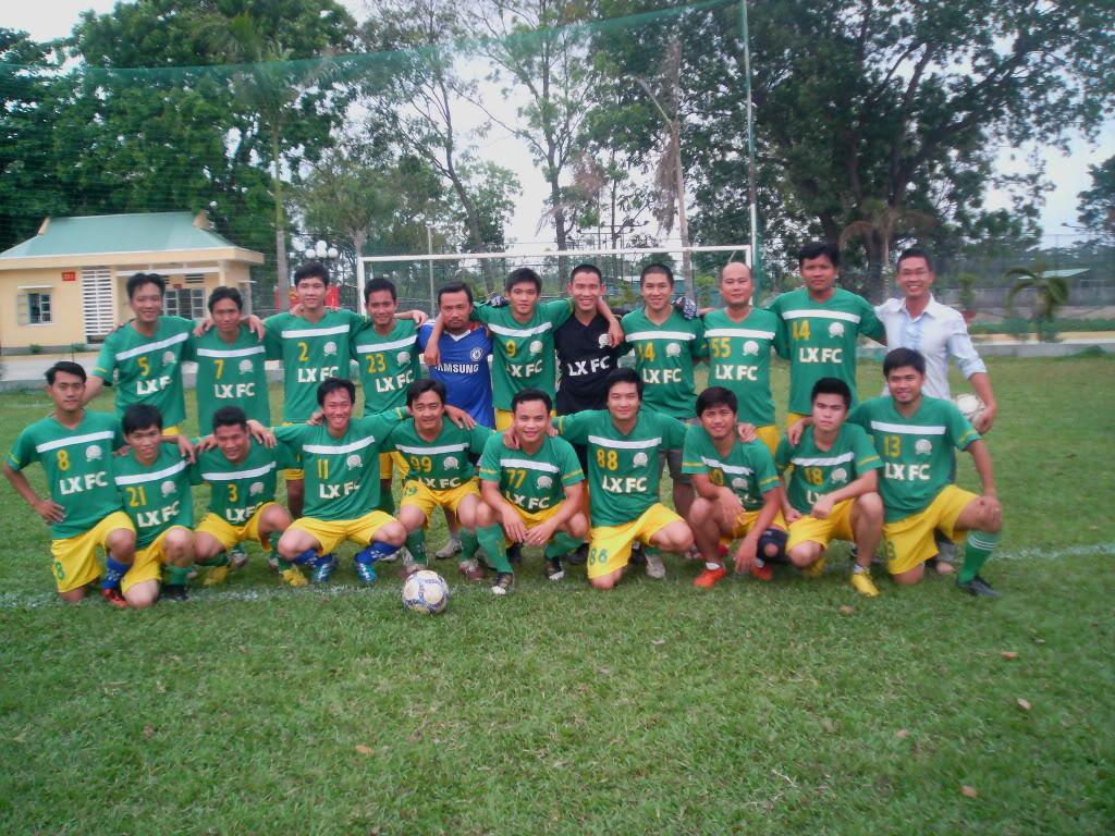 HÌNH ẢNH LXFC - ĐẠI GIAO FC 25/02/12 Image133