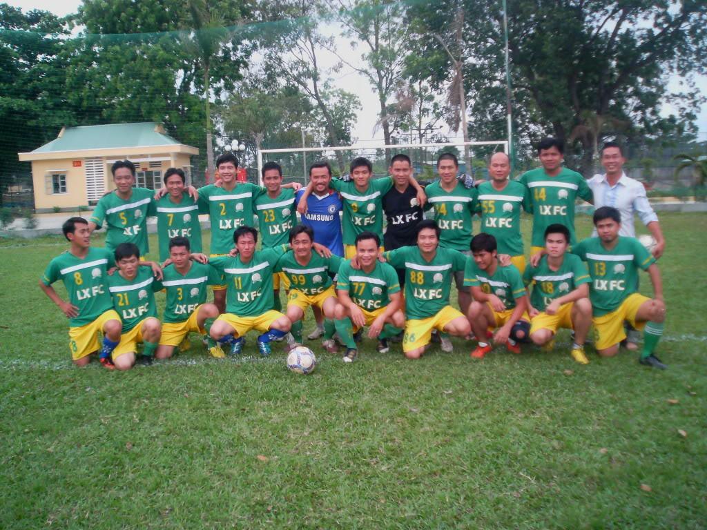 HÌNH ẢNH LXFC - ĐẠI GIAO FC 25/02/12 Image134