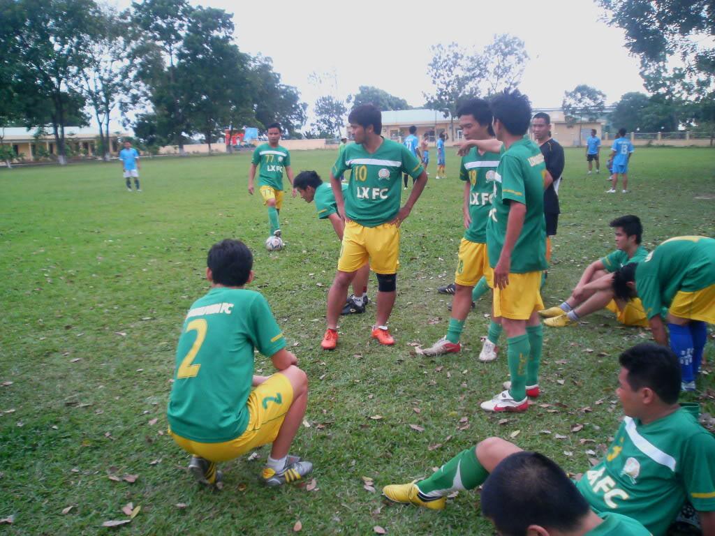 HÌNH ẢNH LXFC - ĐẠI GIAO FC 25/02/12 Image137