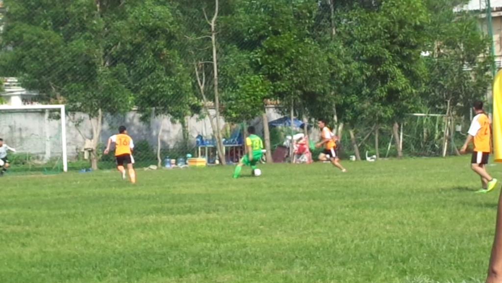 BÌNH LUẬN 10/11/12: LXFC - AVOCAT FC  3 - 2 (Sân Thăng Long) Rp13