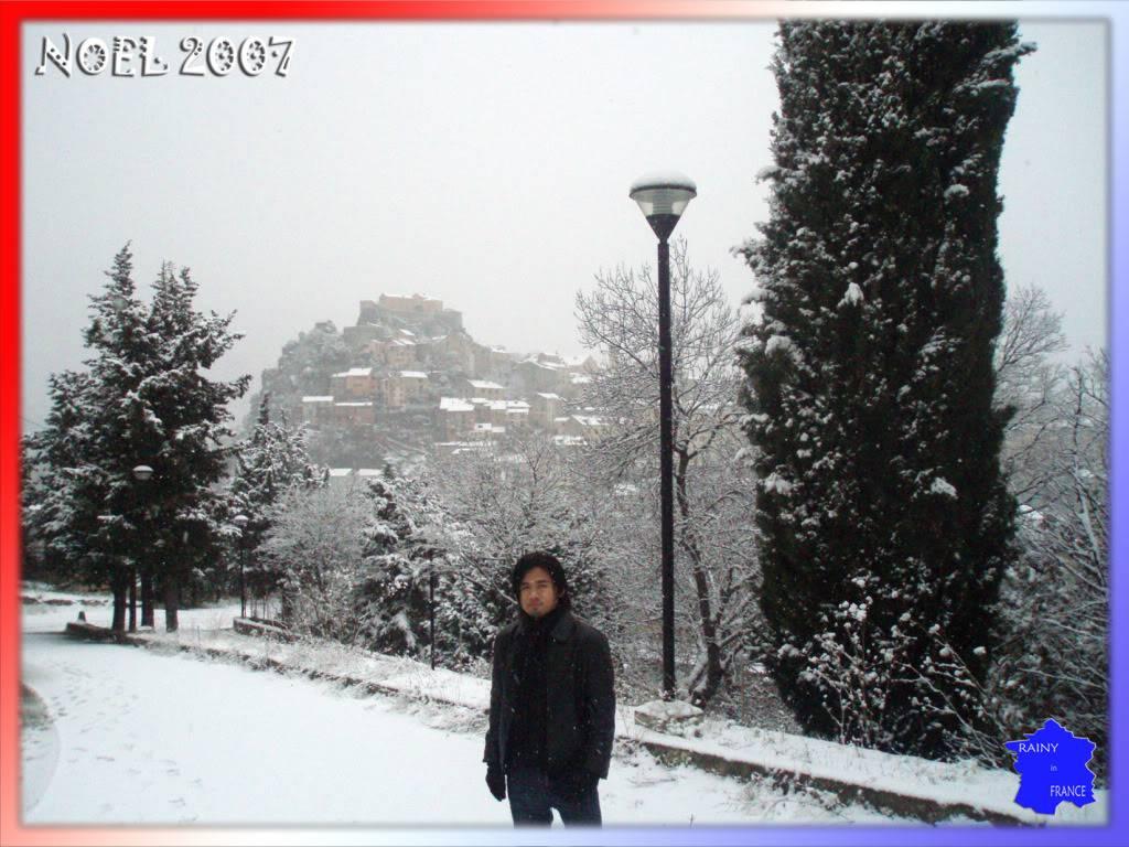 NOEL ĐANG ĐẾN ... SNOWRAINY40A2