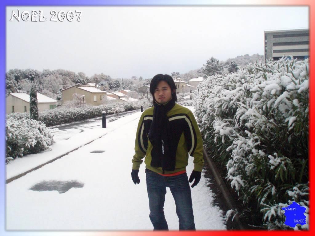 NOEL ĐANG ĐẾN ... SNOWRAINY42B