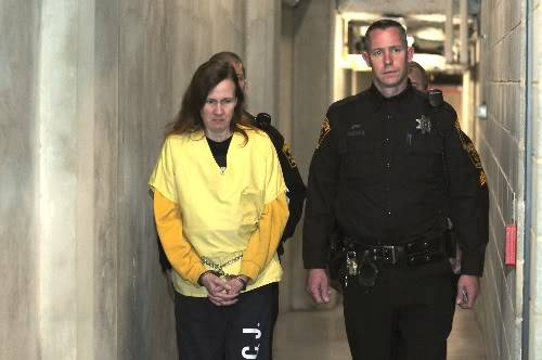 Pennsylvania woman, Michele Kalina, charged in deaths of five infants/Michele Kalina Sentenced To The Maximum 20 To 40 Years In Prison. 500x500_21522787