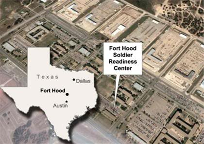 Nidal Hasan Found GUILTY Of All 13 Counts Of Premeditated Murder For Shootings At Fort Hood Hoodmapwidex-wide-community