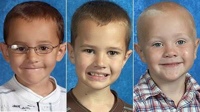 Andrew, Alexander & Tanner Skelton missing/ John Skelton, Father Of 3 Missing Morenci Boys, Pleads No Contest To Unlawful Imprisonment/ Father of 3 missing Mich. boys gets 10-15 years 15836546