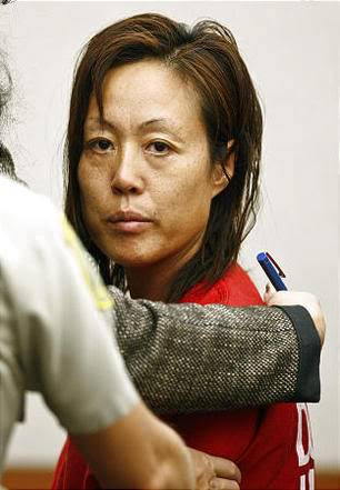Sun Cha Warhola charged w/ 2 counts of aggravated murder in connection with the strangulation deaths of her children, James, 8, and Jean Marie, 7/Her next hearing concerning the murder charges is set for 1/14.She has been deemed UNFIT to stand trial! 202136
