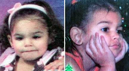 Isabel Martinez, 3, and Caydence Gonzales, 2, found safe after abduction/ Mother, Mecinna Dufore arrested Amber-alert-sisters