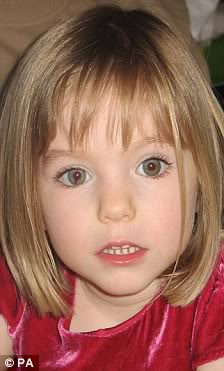 Madeleine McCann missing since 5/2007  from the Algarve region of Portugal/Breaking:10/13/13~Police release e-fits of mystery man. Article-1307883-050FF03F000005DC-789_224x371