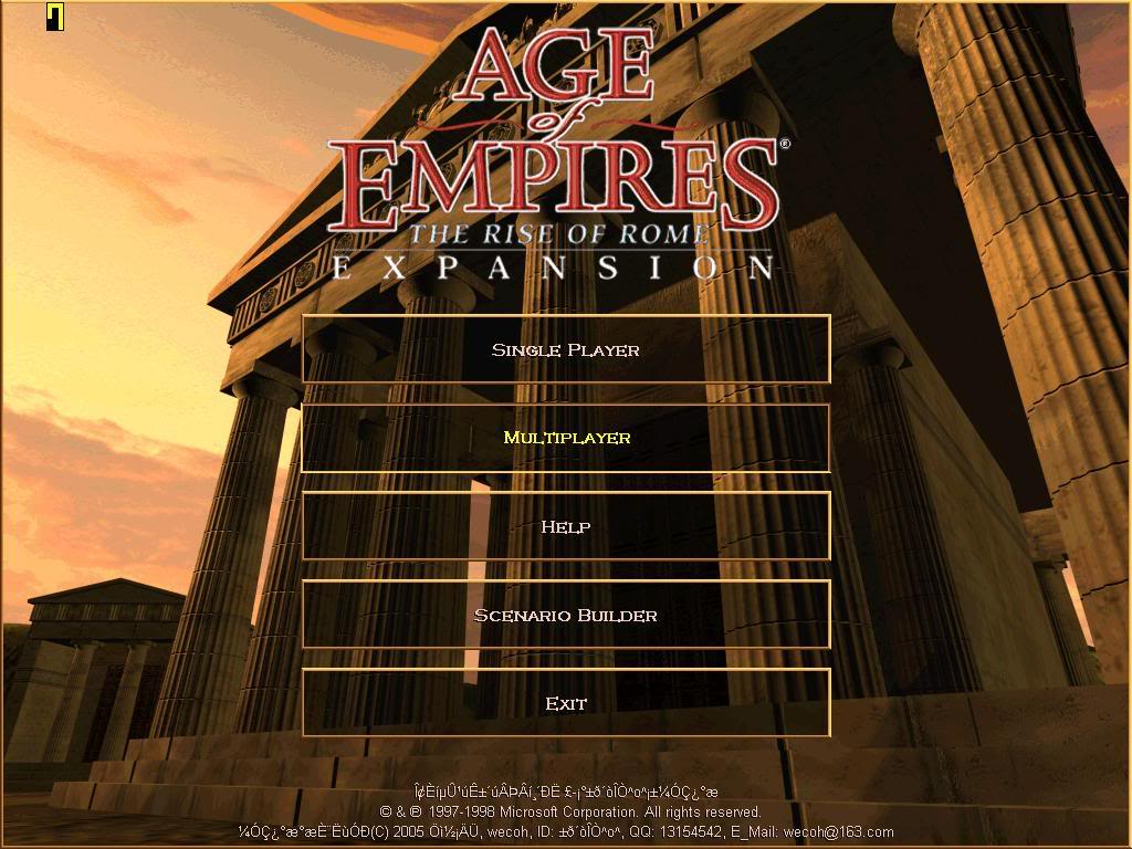 Game Age of Empires I EMPIRESX2009-02-2202-45-52-21