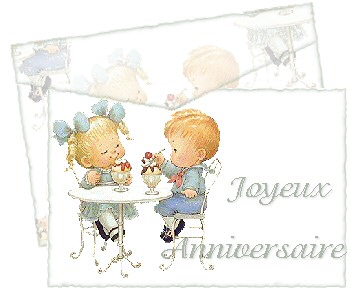 joyeux anniversaire angel Carte3055