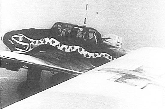Ju 87 B2 - R2 Italeri 1/72 Ju87R-2TropHubertPlz6StG2Libia19-2