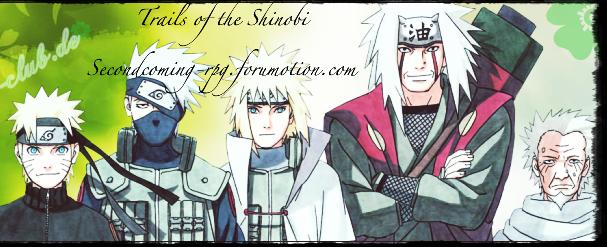 Trials of the Shinobi - A Naruto Rpg