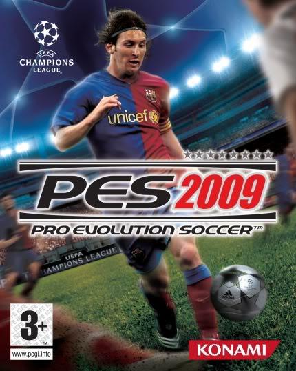 Pes 09 1 link Completo Pes2009