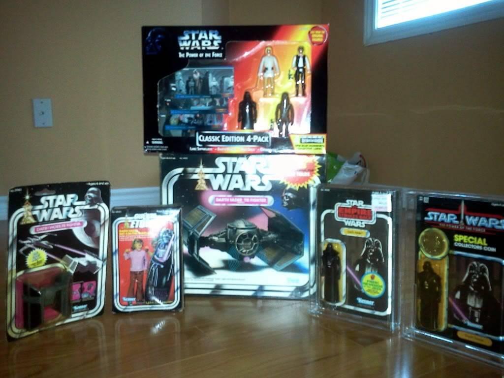 POTF Darth Vader Grouping