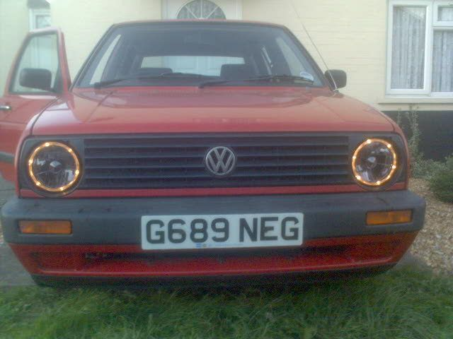 My Old Mk2 Before And After 406 DSC00121