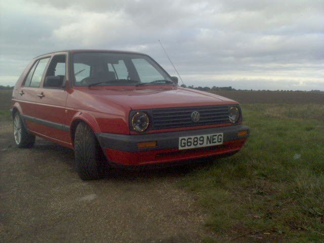 My Old Mk2 Before And After 406 DSC00131