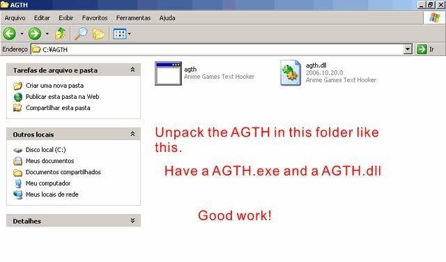 ATLAS & AGTH ?  Langkah3
