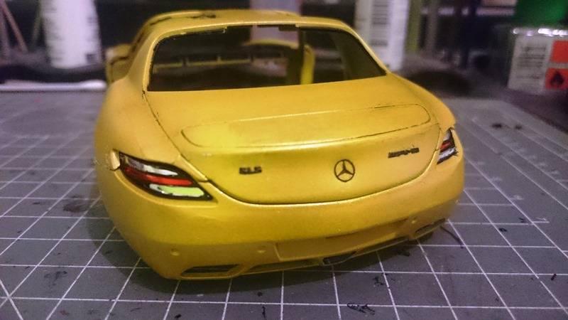 Mercedes Benz SLS AMG 1/24 Revell 2016-02-05%2002.23.12