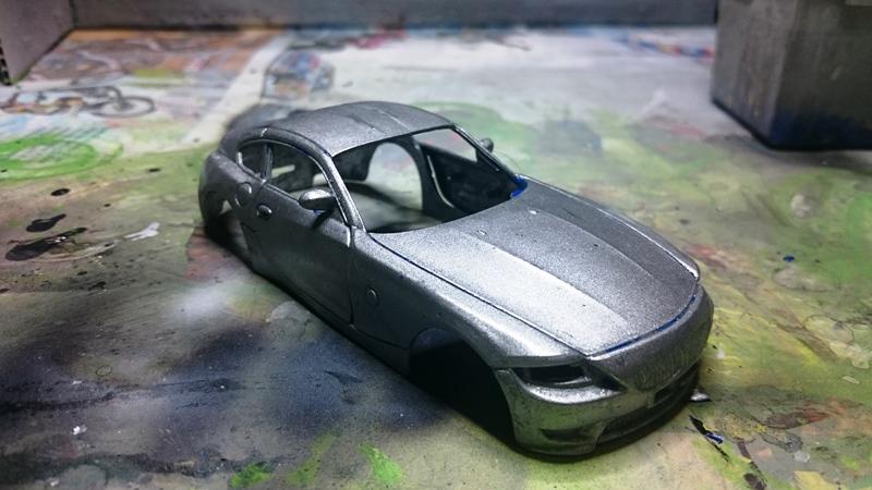 BMW Z4 M Coupe 1/32 BURAGO 2016-06-03%2022.04.09