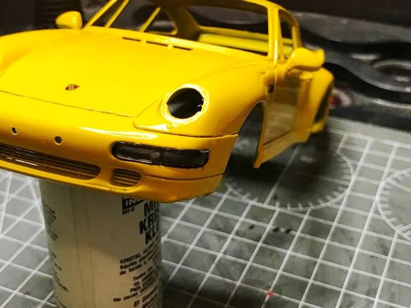 Porsche 911 Turbo Italeri 1/24 2017-01-20%2018.47.22