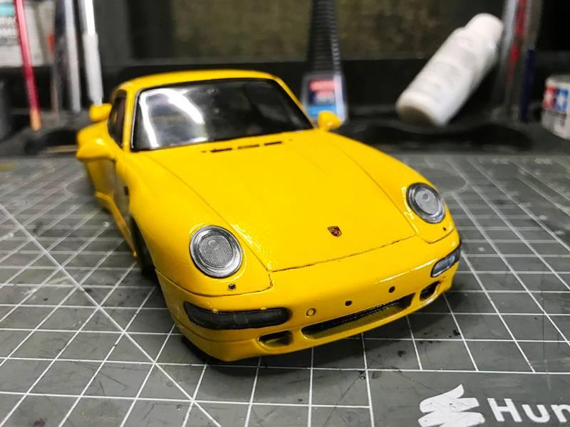 Porsche 911 Turbo Italeri 1/24 2017-01-23%2012.07.52