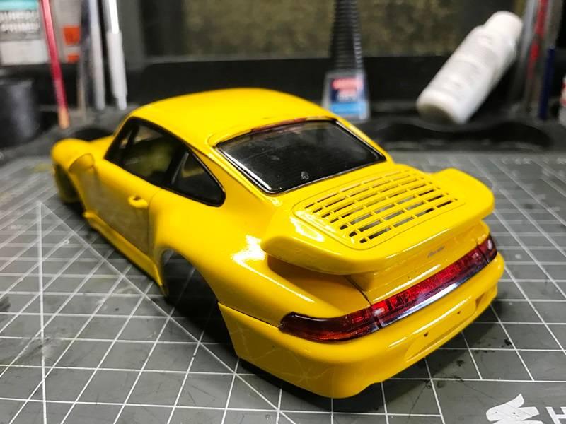Porsche 911 Turbo Italeri 1/24 2017-01-23%2012.08.01